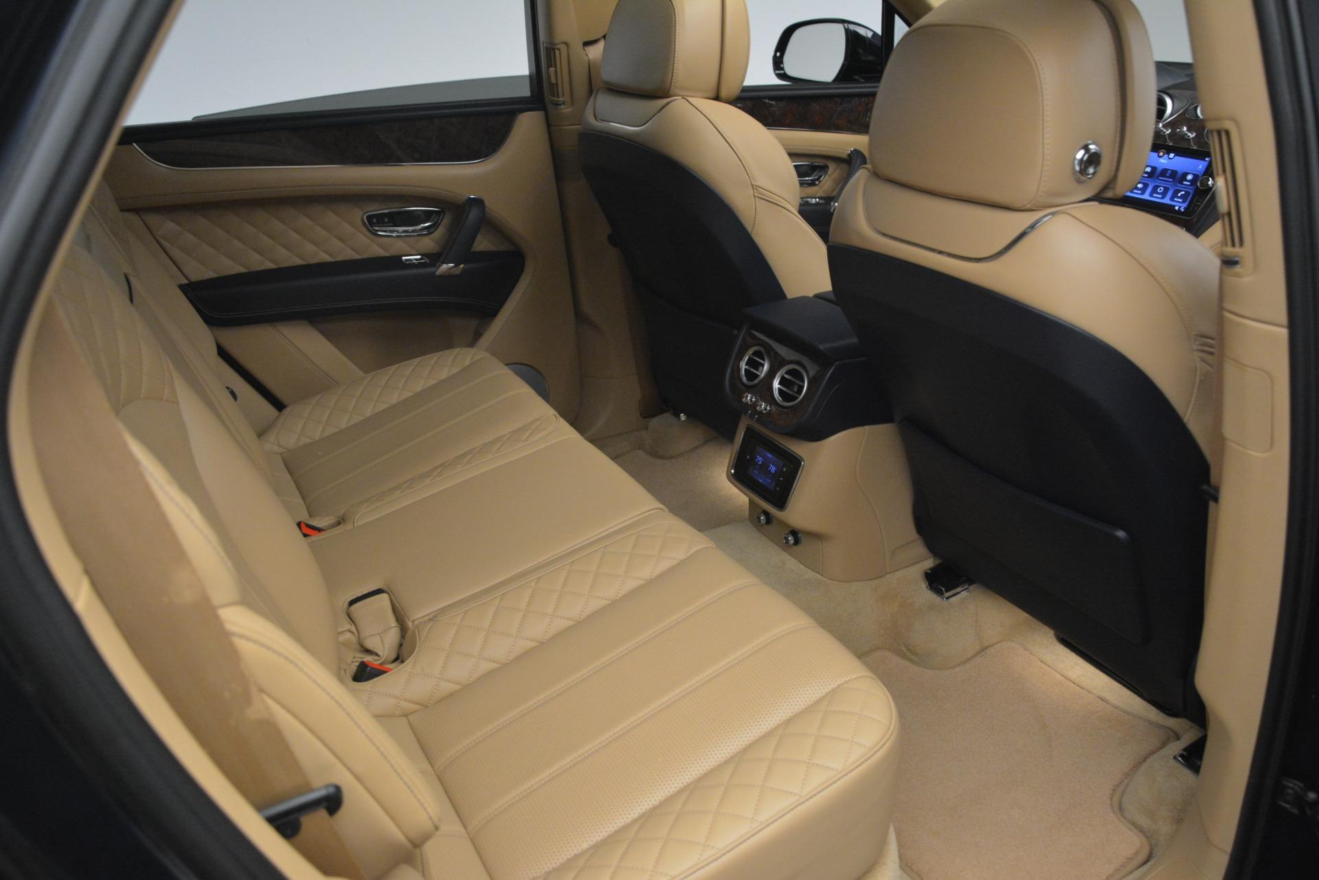 Used 2017 Bentley Bentayga W12 For Sale In Westport, CT 2934_p28