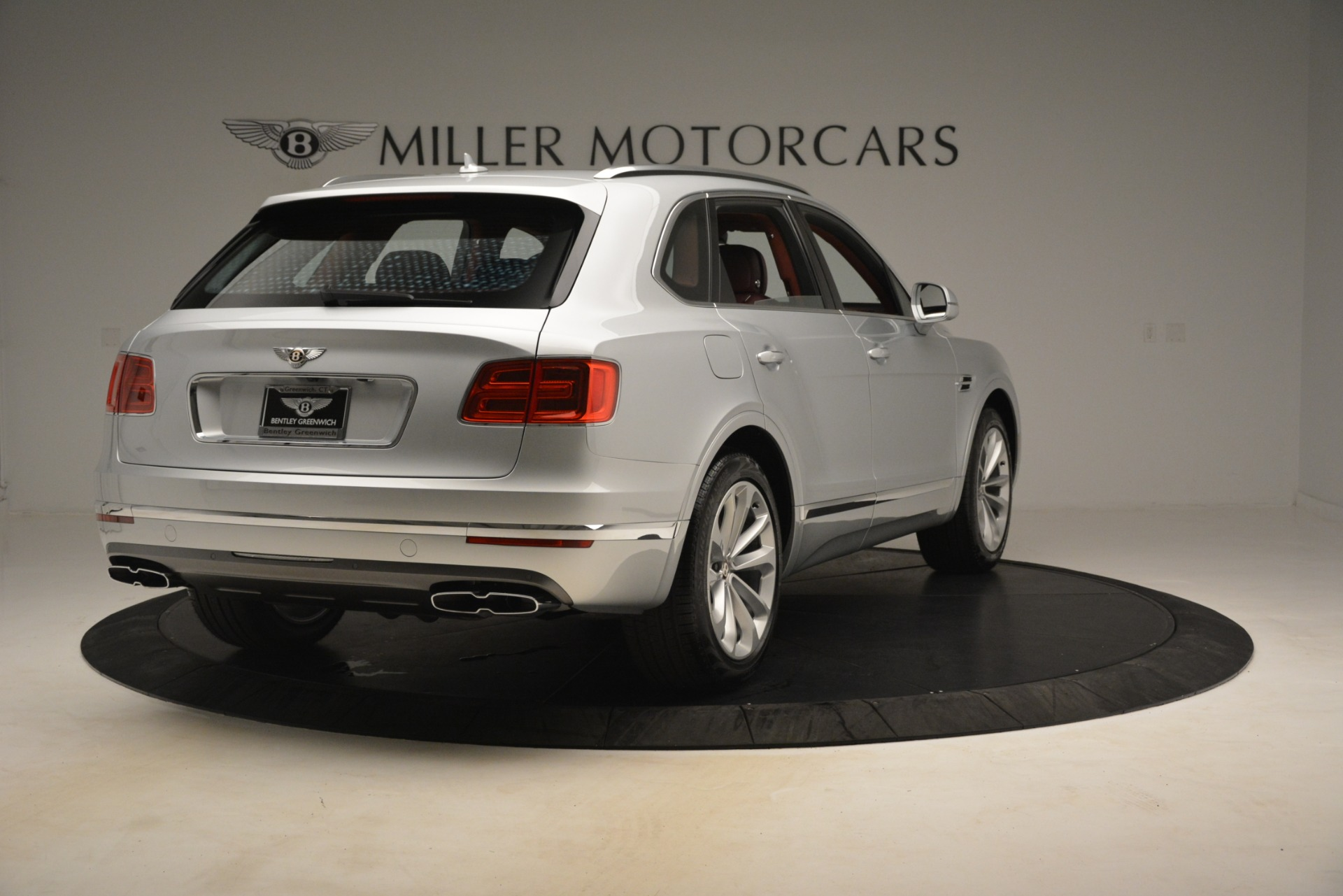 New 2019 Bentley Bentayga V8 For Sale In Westport, CT 2935_p7