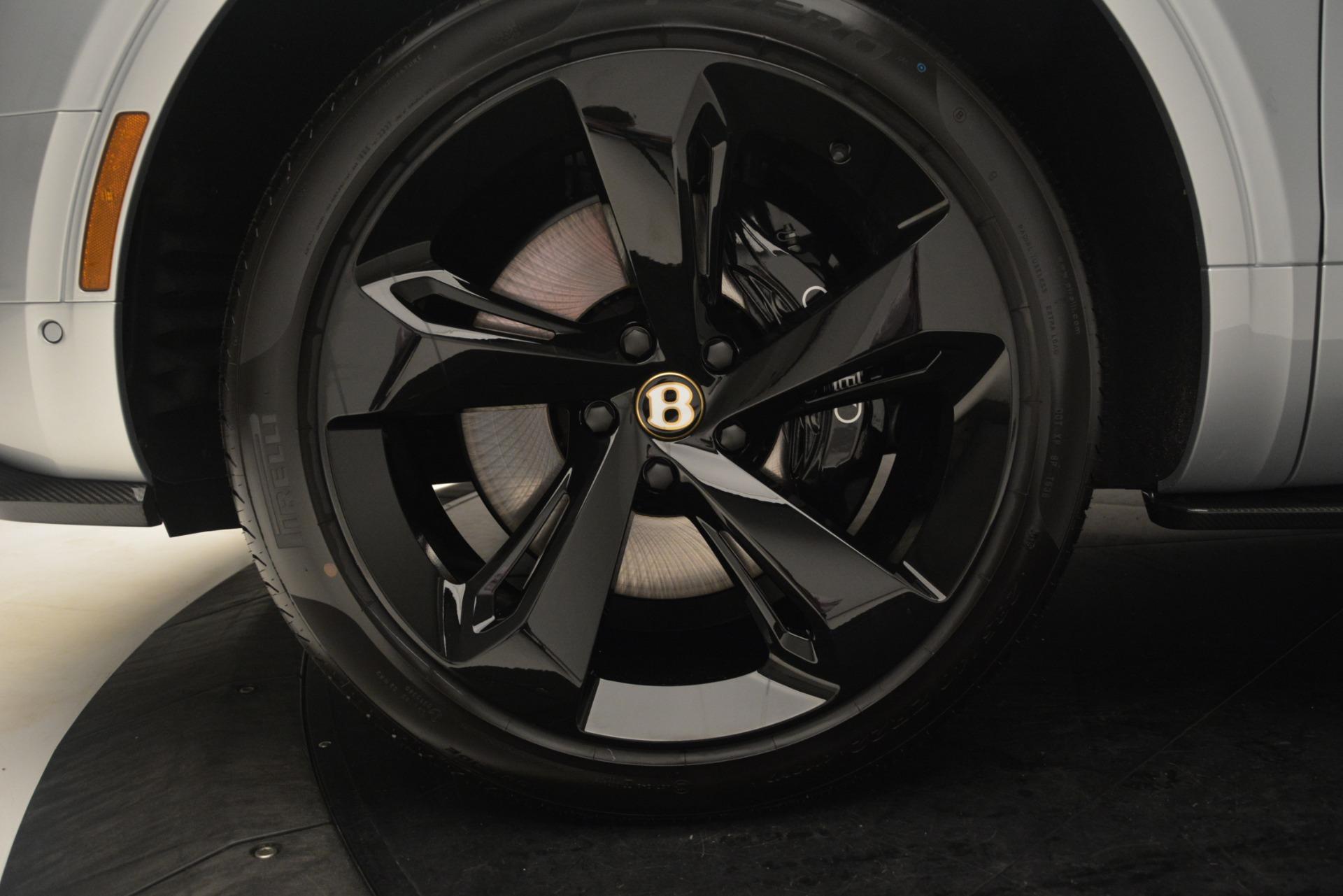 New 2019 Bentley Bentayga V8 For Sale In Westport, CT 2936_p17