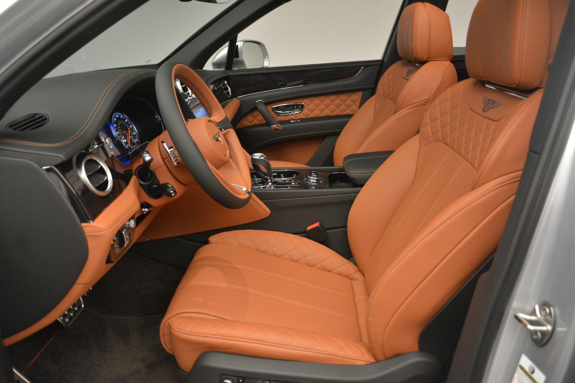 New 2019 Bentley Bentayga V8 For Sale In Westport, CT 2936_p18
