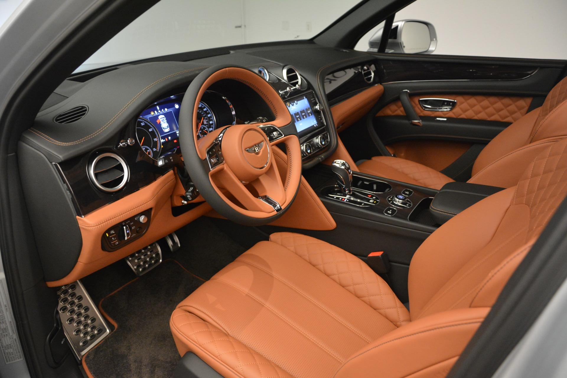 New 2019 Bentley Bentayga V8 For Sale In Westport, CT 2936_p19