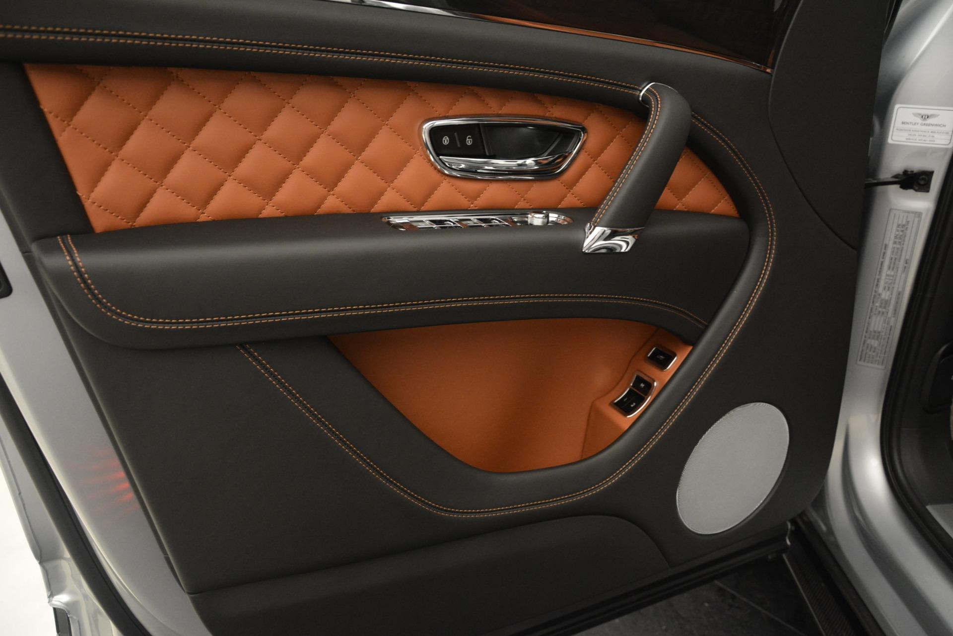 New 2019 Bentley Bentayga V8 For Sale In Westport, CT 2936_p22