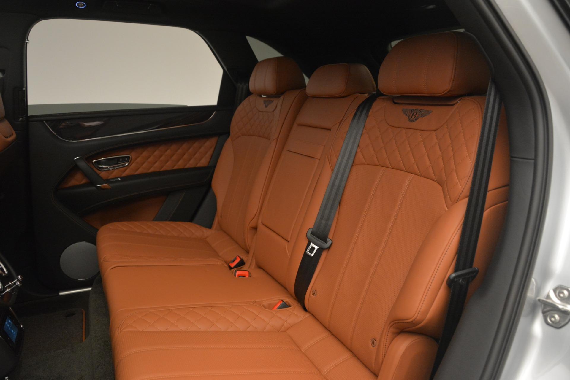 New 2019 Bentley Bentayga V8 For Sale In Westport, CT 2936_p27