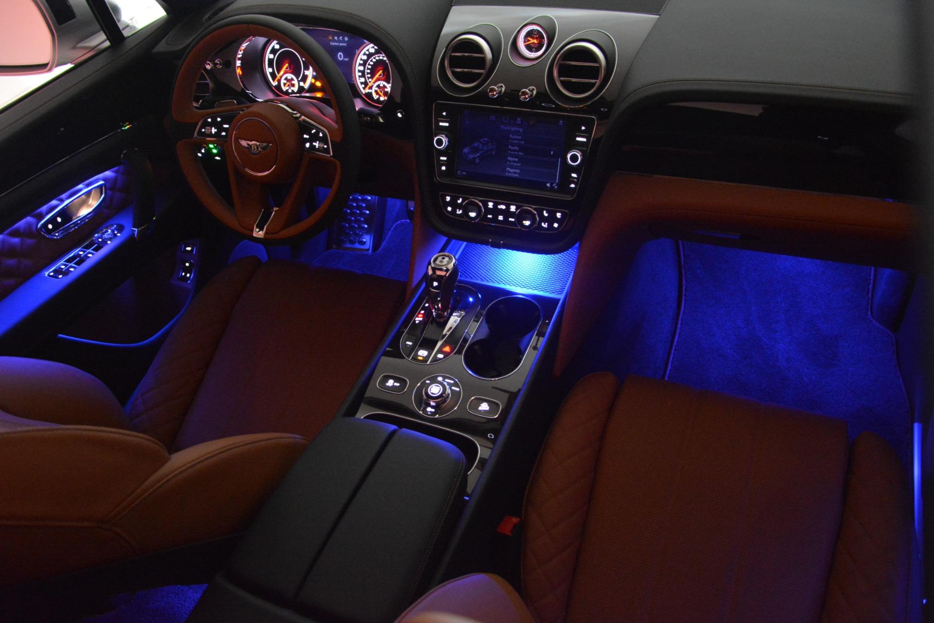 New 2019 Bentley Bentayga V8 For Sale In Westport, CT 2936_p31