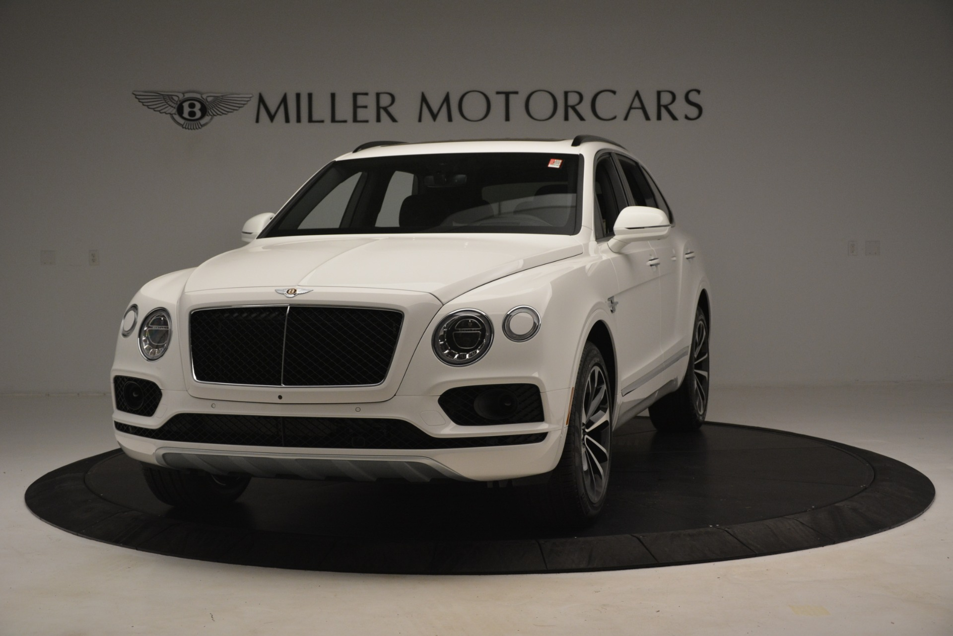 New 2019 Bentley Bentayga V8 For Sale In Westport, CT 2937_main