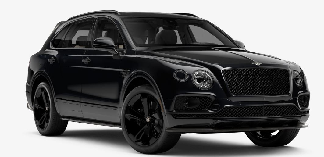 New 2019 Bentley Bentayga V8 For Sale In Westport, CT 2938_main