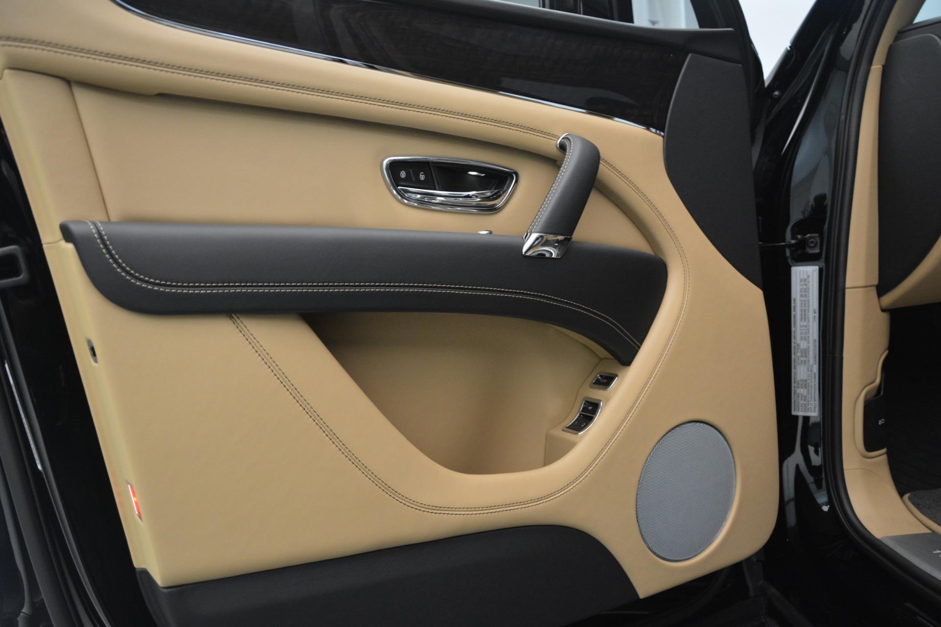 New 2019 Bentley Bentayga V8 For Sale In Westport, CT 2939_p12