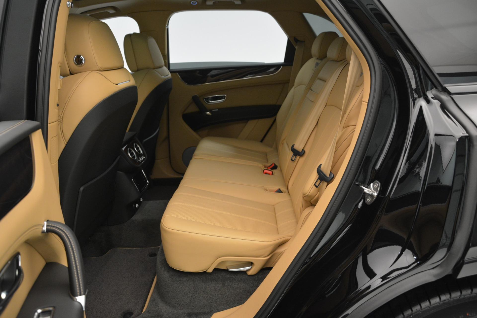 New 2019 Bentley Bentayga V8 For Sale In Westport, CT 2939_p19
