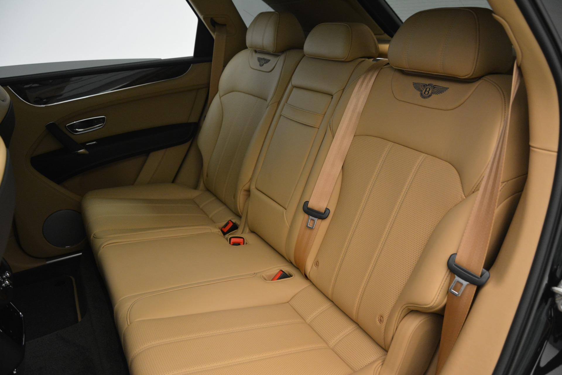 New 2019 Bentley Bentayga V8 For Sale In Westport, CT 2939_p20