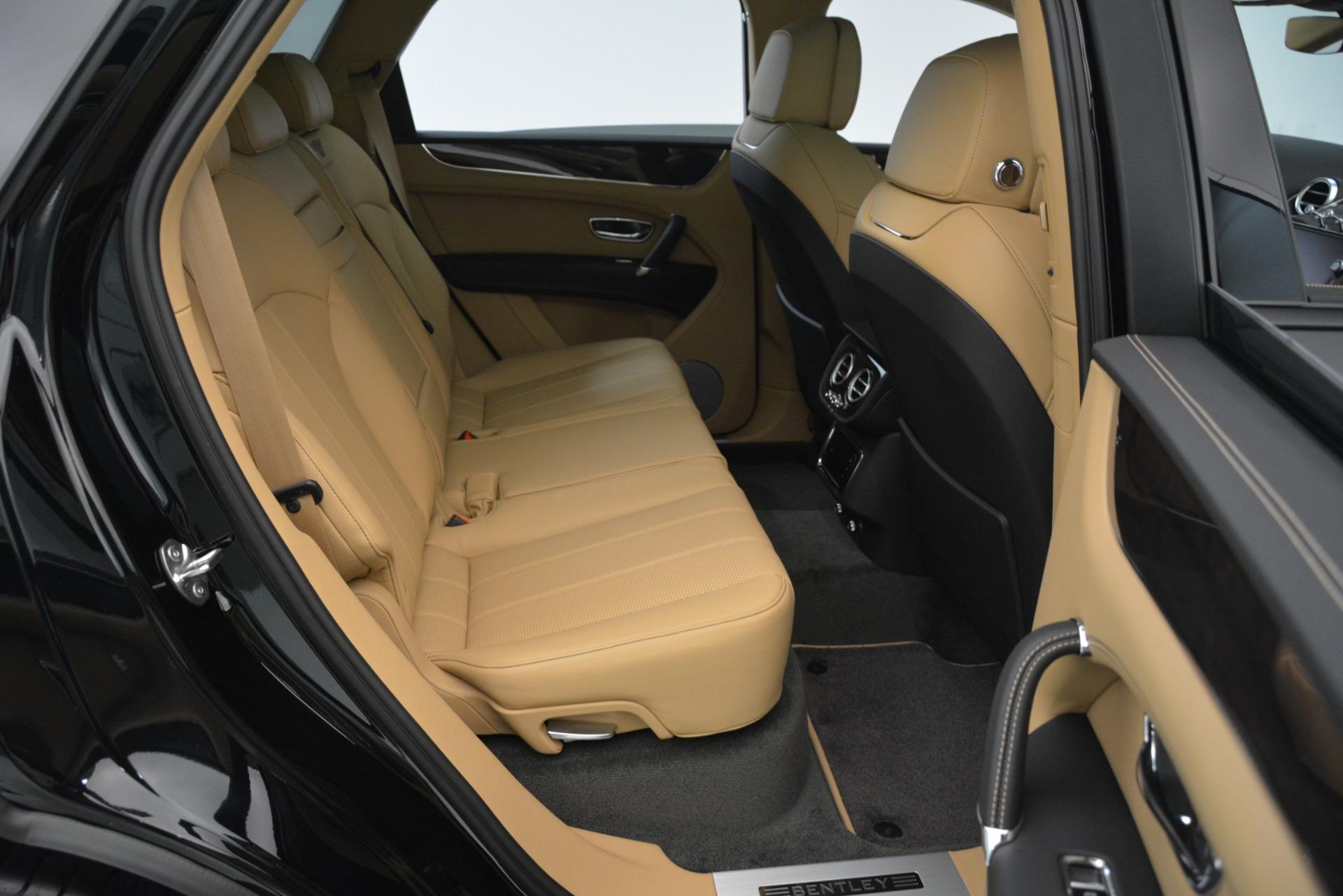 New 2019 Bentley Bentayga V8 For Sale In Westport, CT 2939_p25