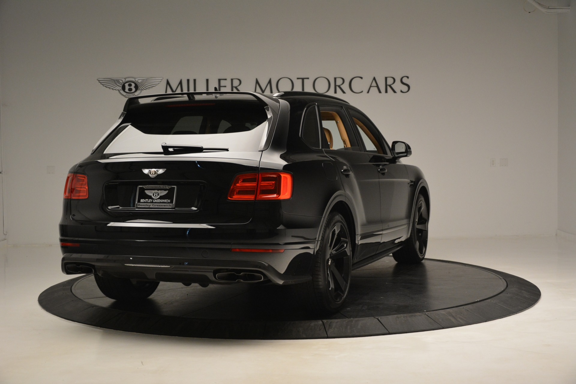 New 2019 Bentley Bentayga V8 For Sale In Westport, CT 2939_p6