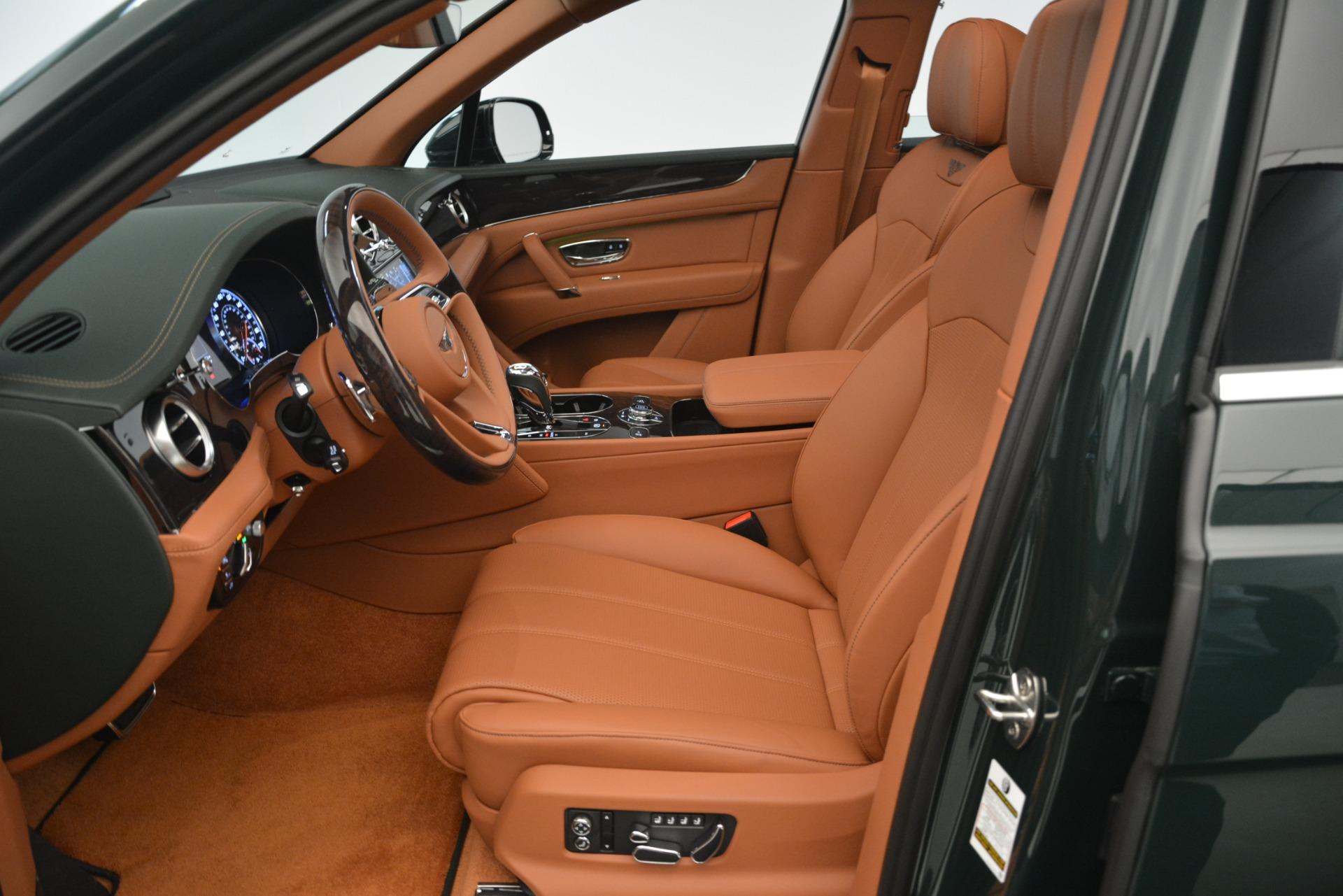 New 2019 Bentley Bentayga V8 For Sale In Westport, CT 2940_p16