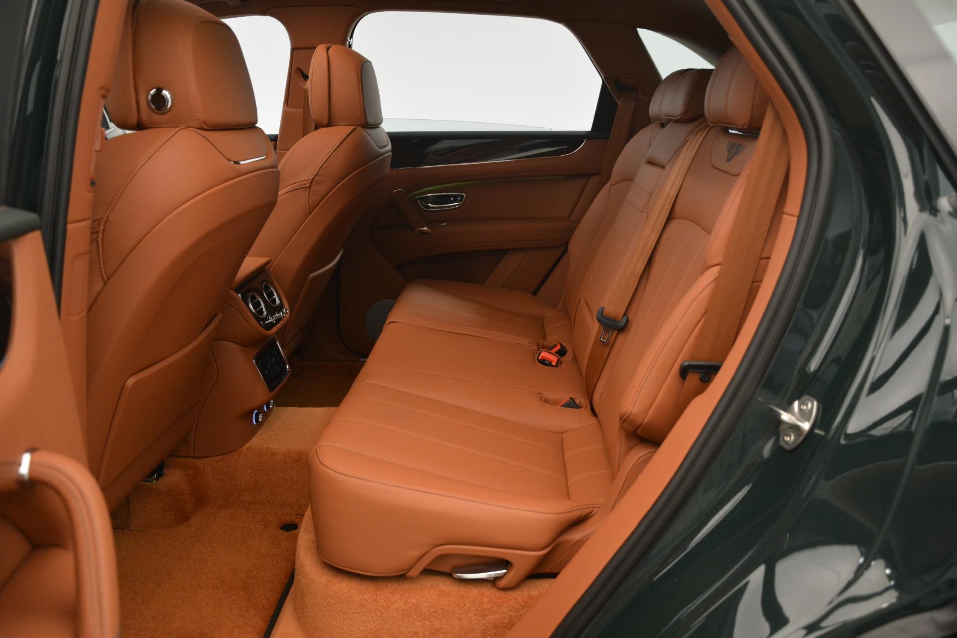 New 2019 Bentley Bentayga V8 For Sale In Westport, CT 2940_p22