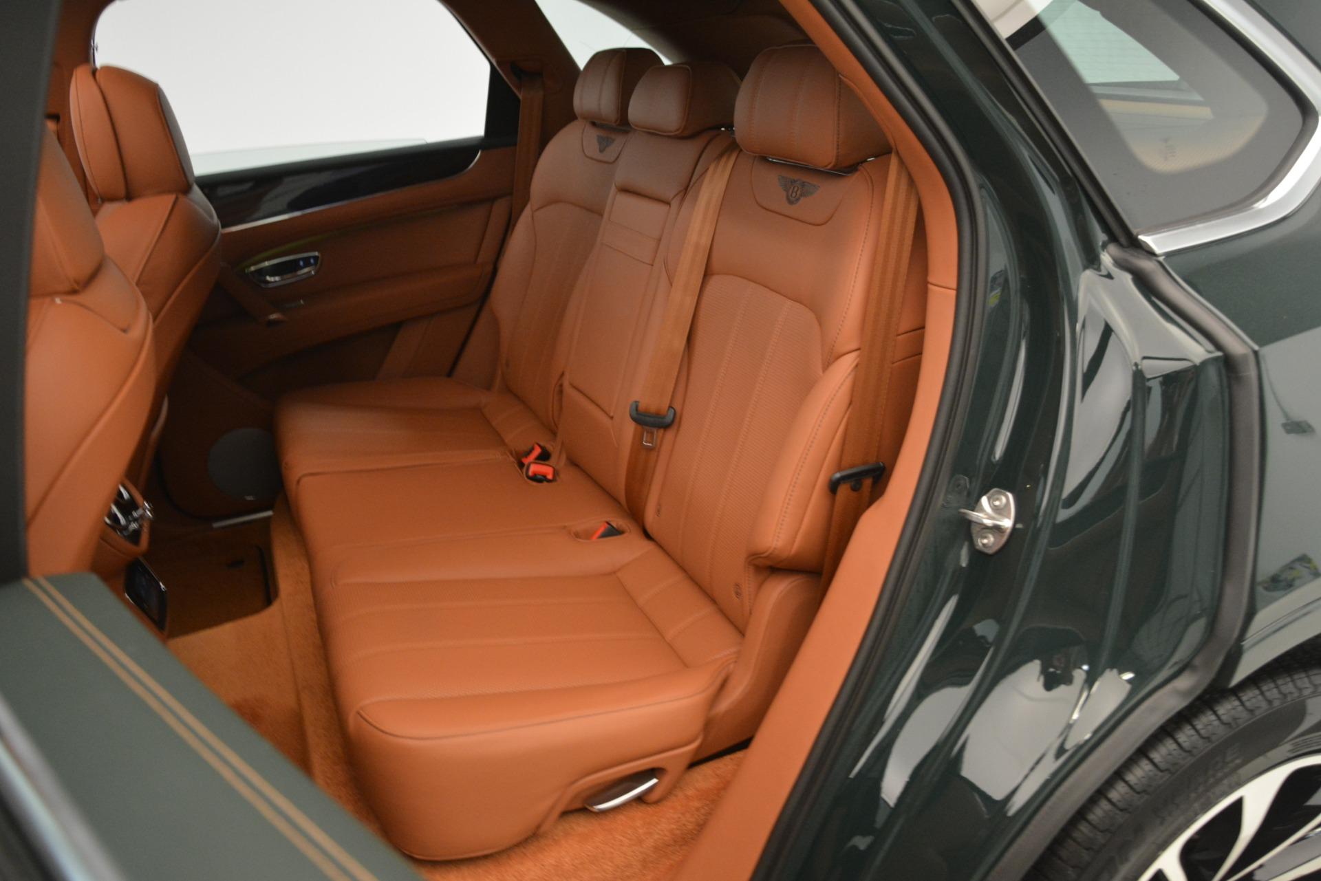 New 2019 Bentley Bentayga V8 For Sale In Westport, CT 2940_p23