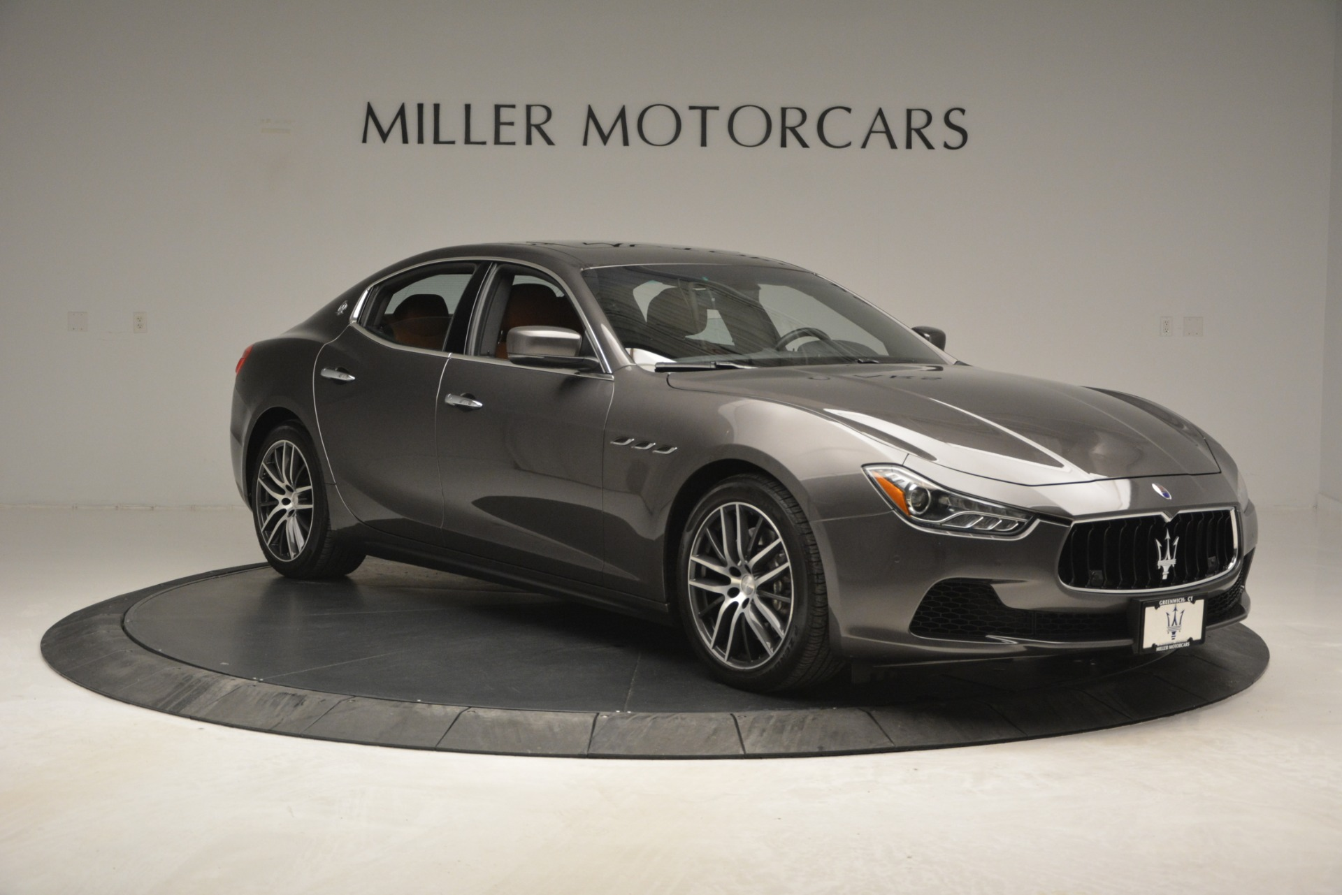 Used 2015 Maserati Ghibli S Q4 For Sale In Westport, CT 2941_p12