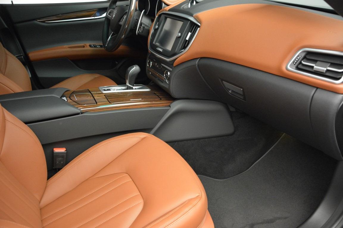 Used 2015 Maserati Ghibli S Q4 For Sale In Westport, CT 2941_p13