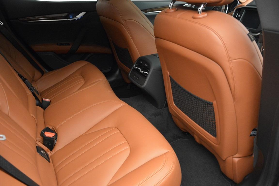 Used 2015 Maserati Ghibli S Q4 For Sale In Westport, CT 2941_p18