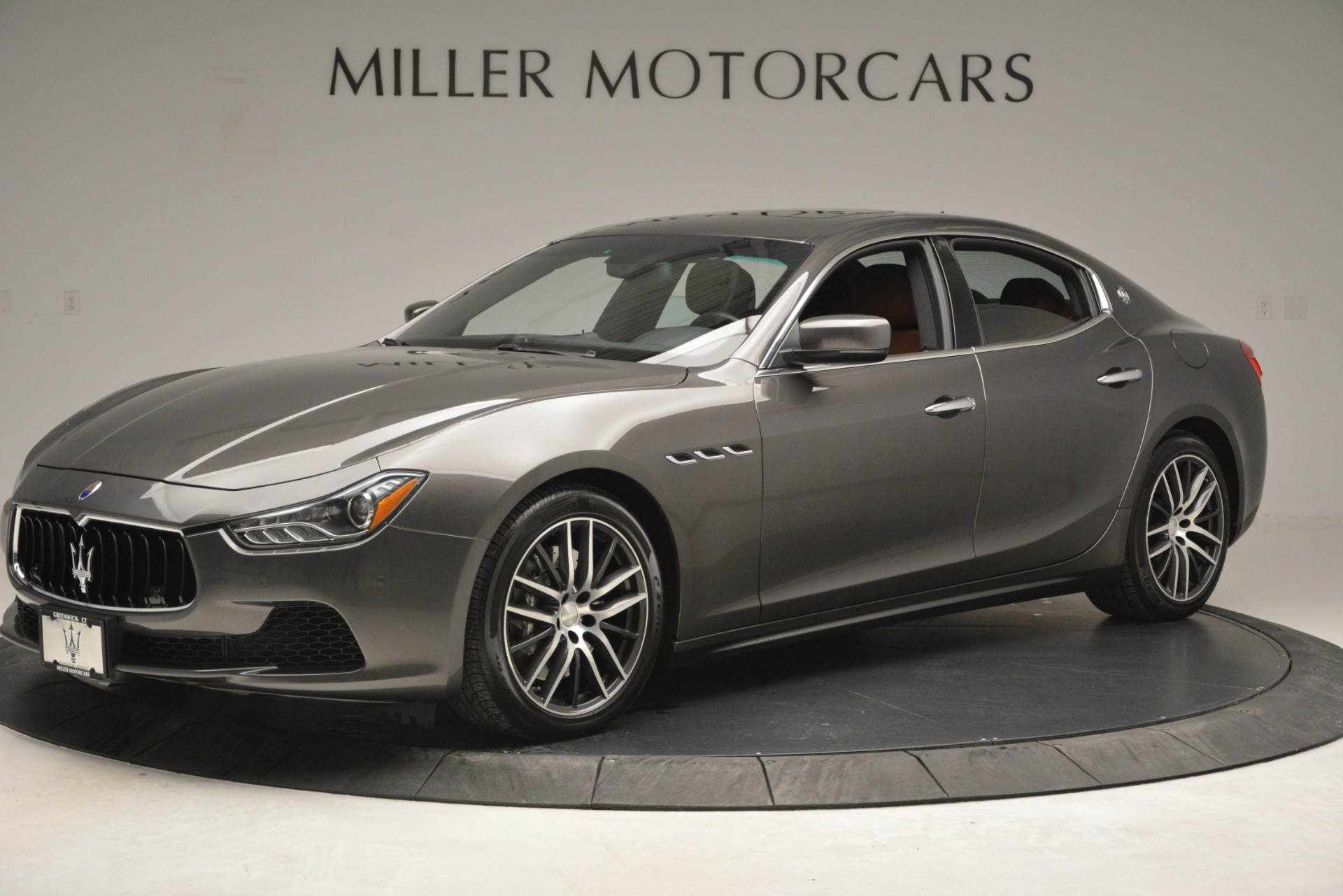 Used 2015 Maserati Ghibli S Q4 For Sale In Westport, CT 2941_p2