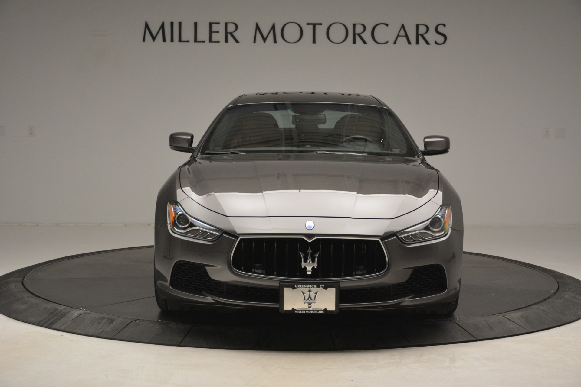 Used 2015 Maserati Ghibli S Q4 For Sale In Westport, CT 2941_p6