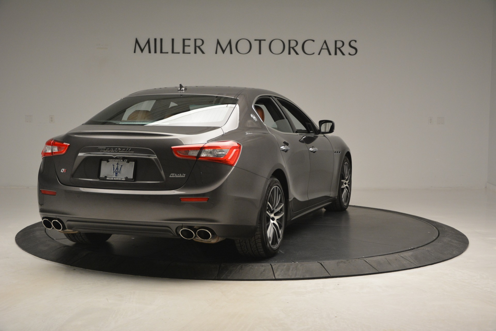 Used 2015 Maserati Ghibli S Q4 For Sale In Westport, CT 2941_p8