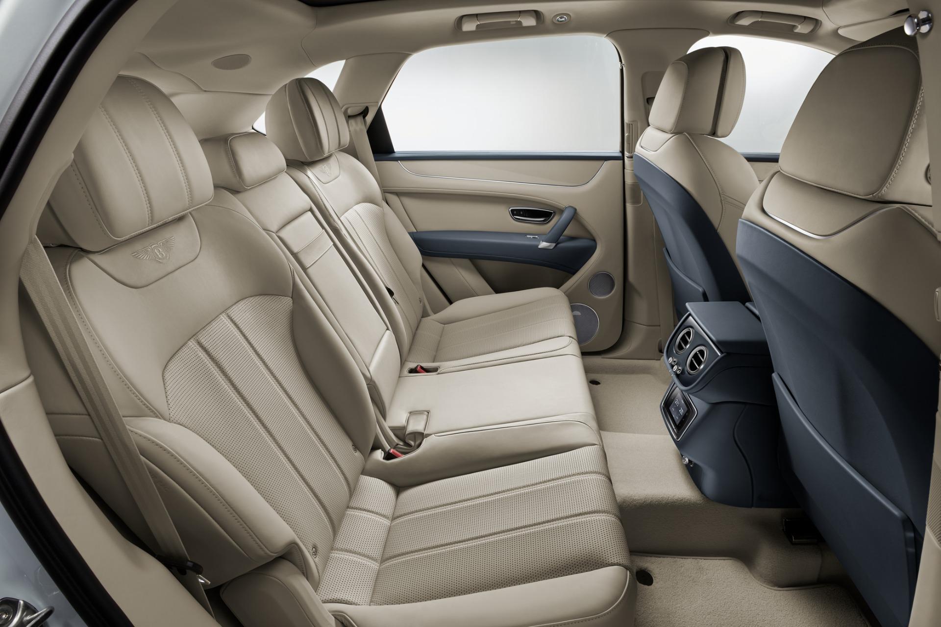 New 2020 Bentley Bentayga Hybrid For Sale In Westport, CT 2942_p10