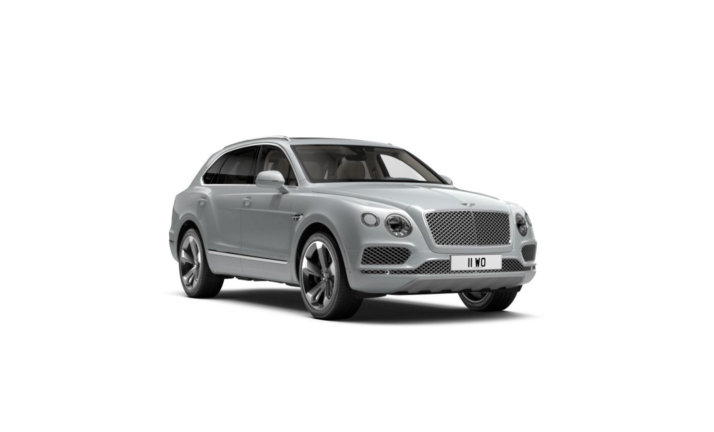 New 2020 Bentley Bentayga Hybrid For Sale In Westport, CT 2942_p2