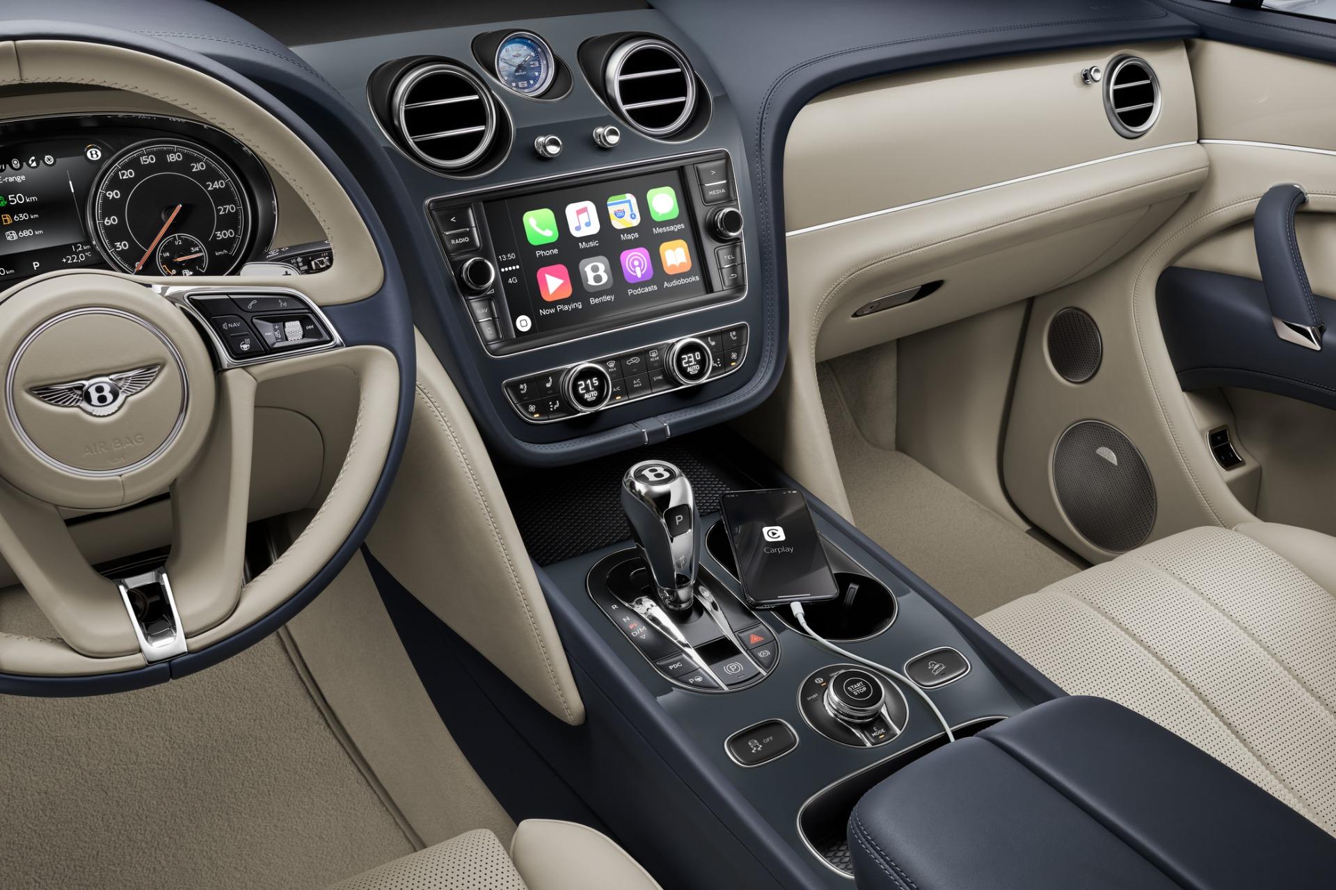 New 2020 Bentley Bentayga Hybrid For Sale In Westport, CT 2942_p7