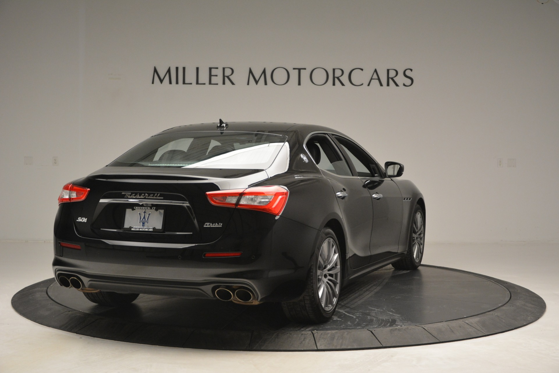 Used 2018 Maserati Ghibli S Q4 For Sale In Westport, CT 2944_p9