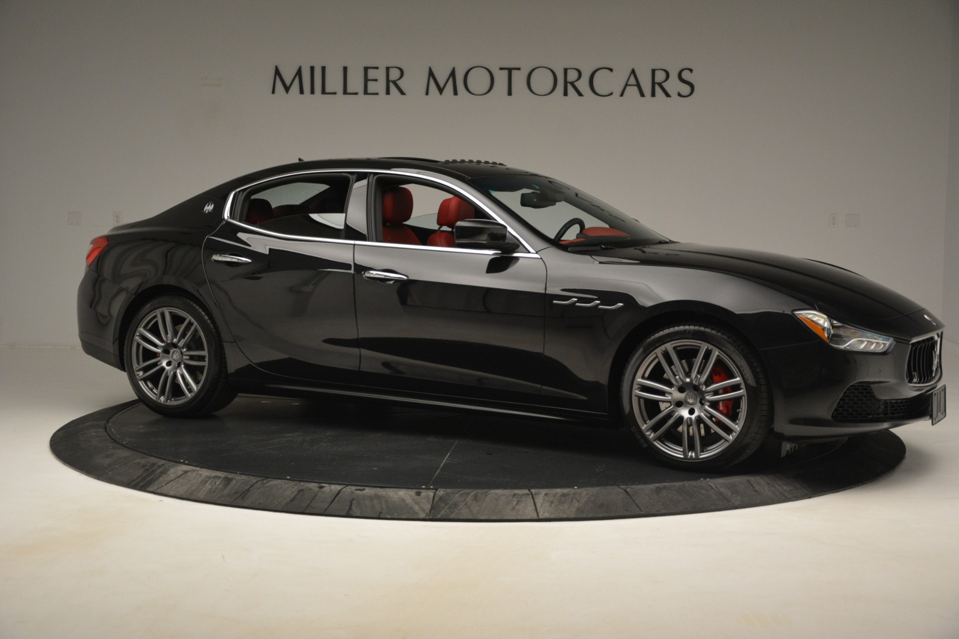 Used 2016 Maserati Ghibli S Q4 For Sale In Westport, CT 2945_p12