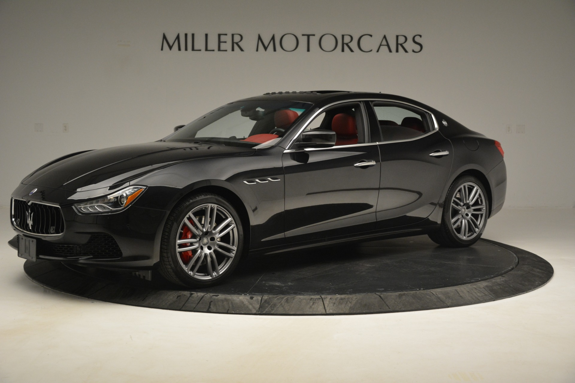 Used 2016 Maserati Ghibli S Q4 For Sale In Westport, CT 2945_p2