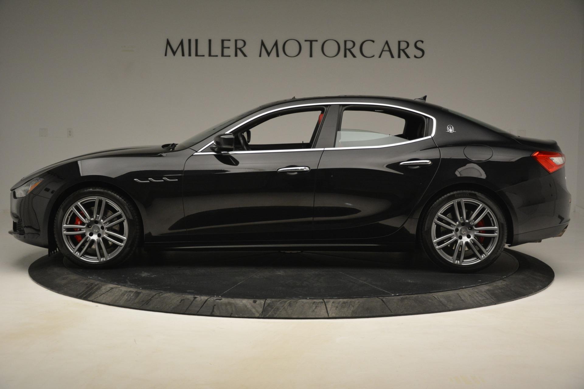 Used 2016 Maserati Ghibli S Q4 For Sale In Westport, CT 2945_p4