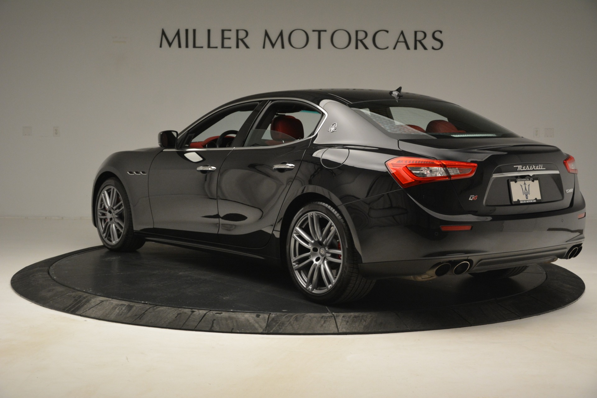 Used 2016 Maserati Ghibli S Q4 For Sale In Westport, CT 2945_p6