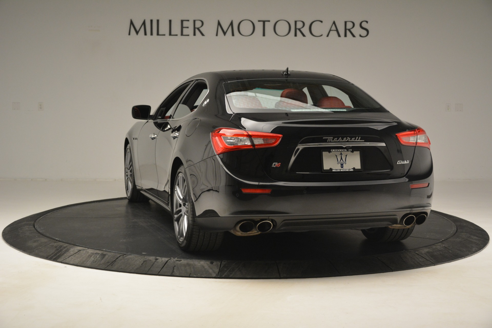 Used 2016 Maserati Ghibli S Q4 For Sale In Westport, CT 2945_p7