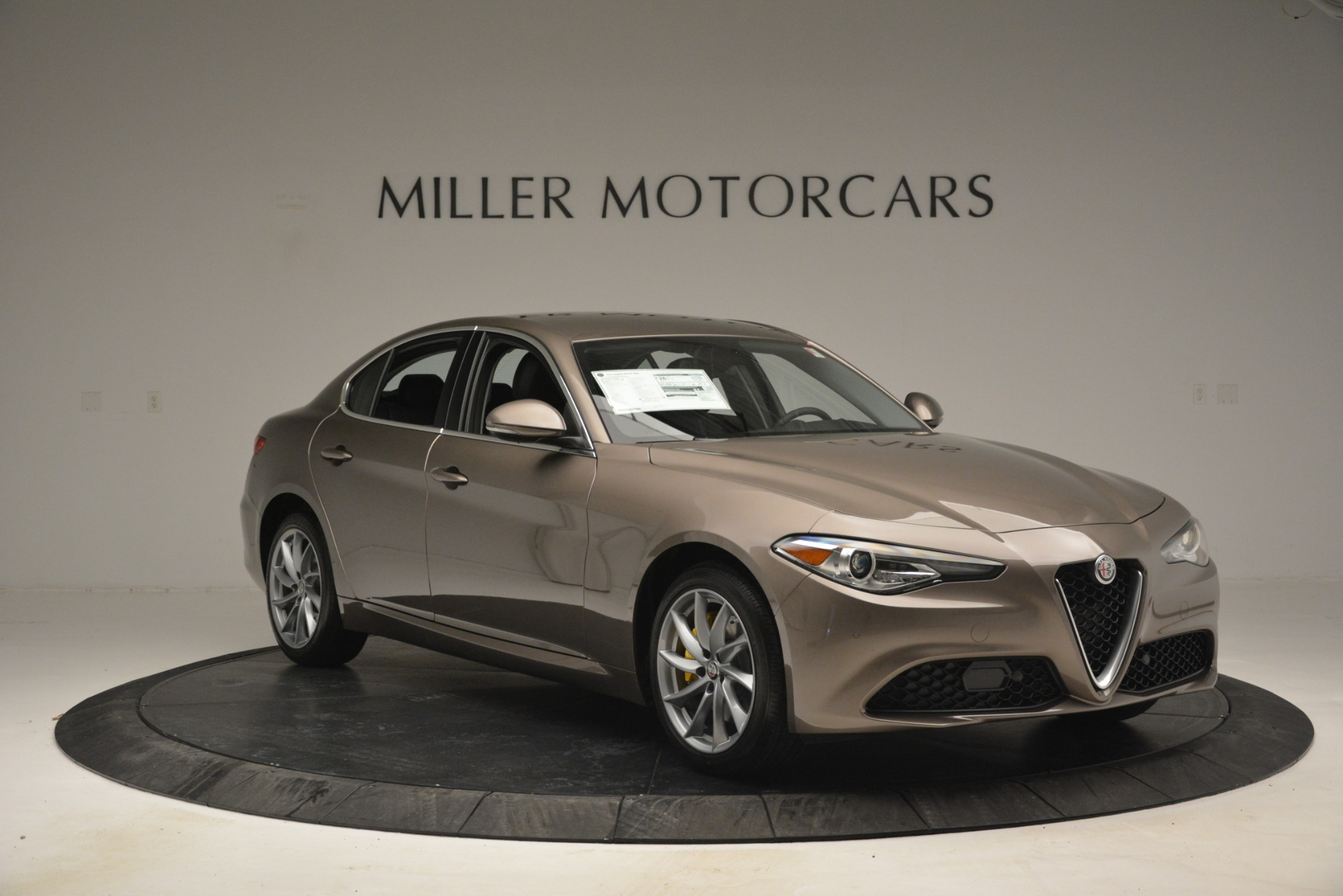 New 2019 Alfa Romeo Giulia Q4 For Sale In Westport, CT 2947_p13