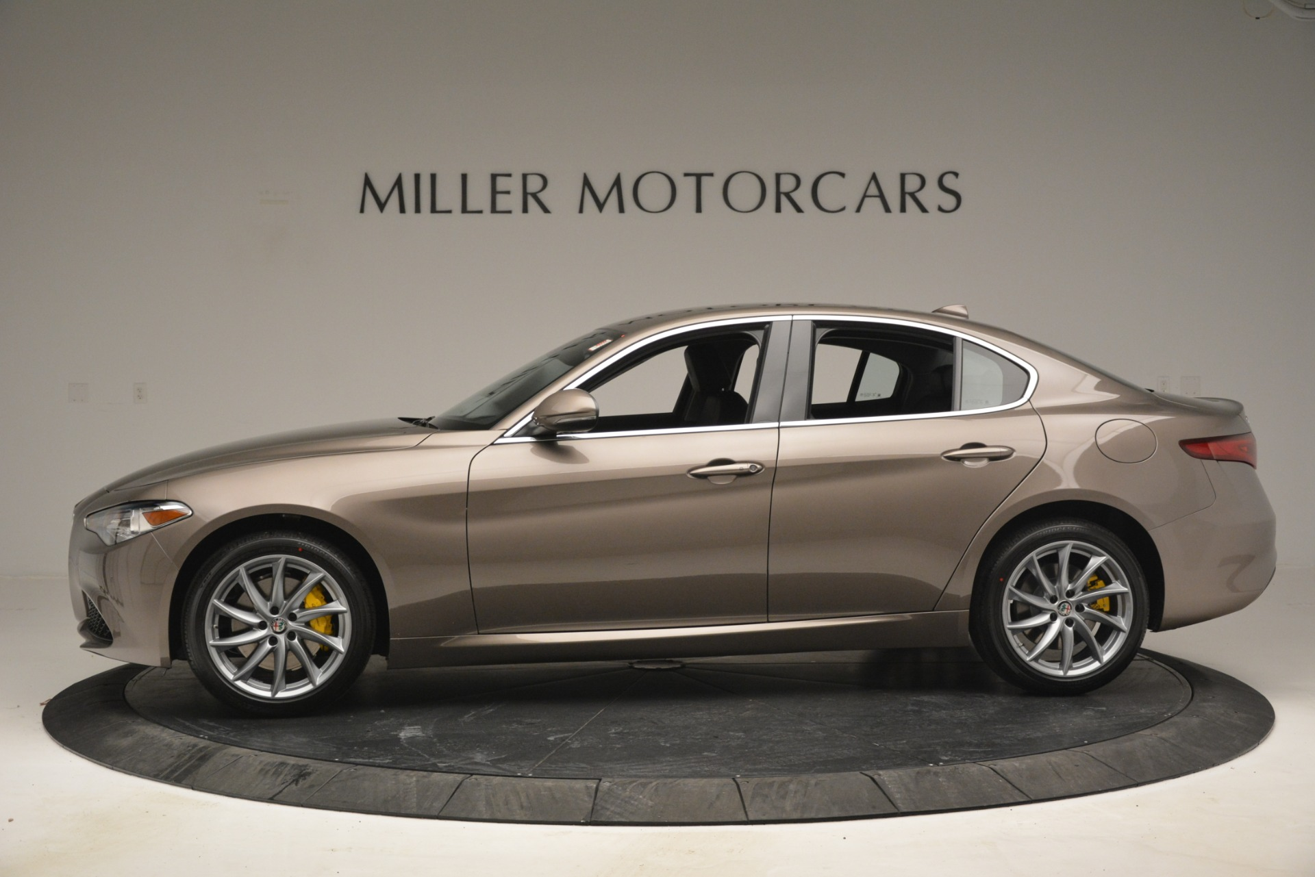 New 2019 Alfa Romeo Giulia Q4 For Sale In Westport, CT 2947_p3