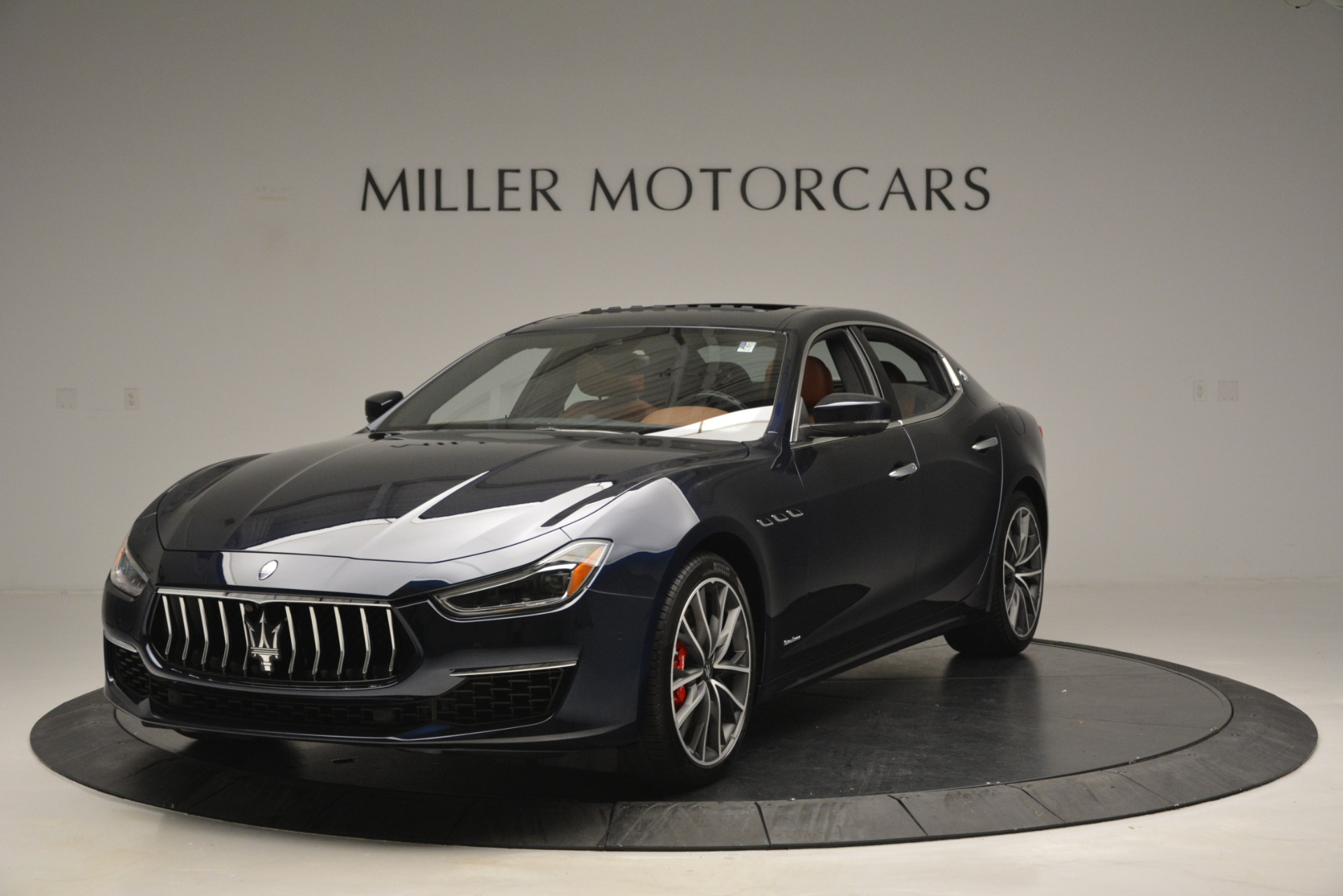 New 2019 Maserati Ghibli S Q4 GranSport For Sale In Westport, CT 2948_main