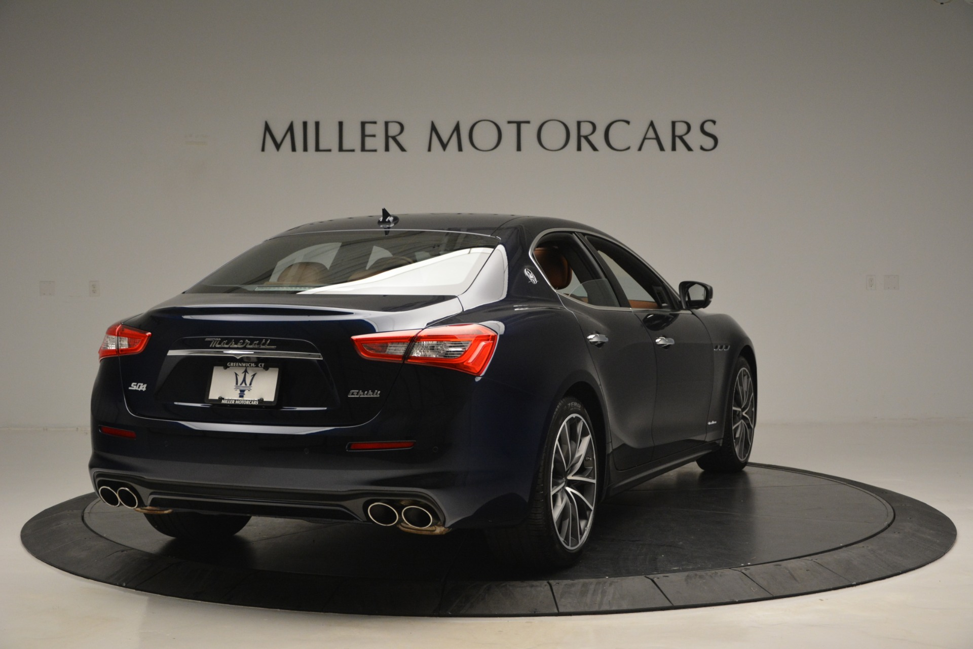New 2019 Maserati Ghibli S Q4 GranSport For Sale In Westport, CT 2948_p10
