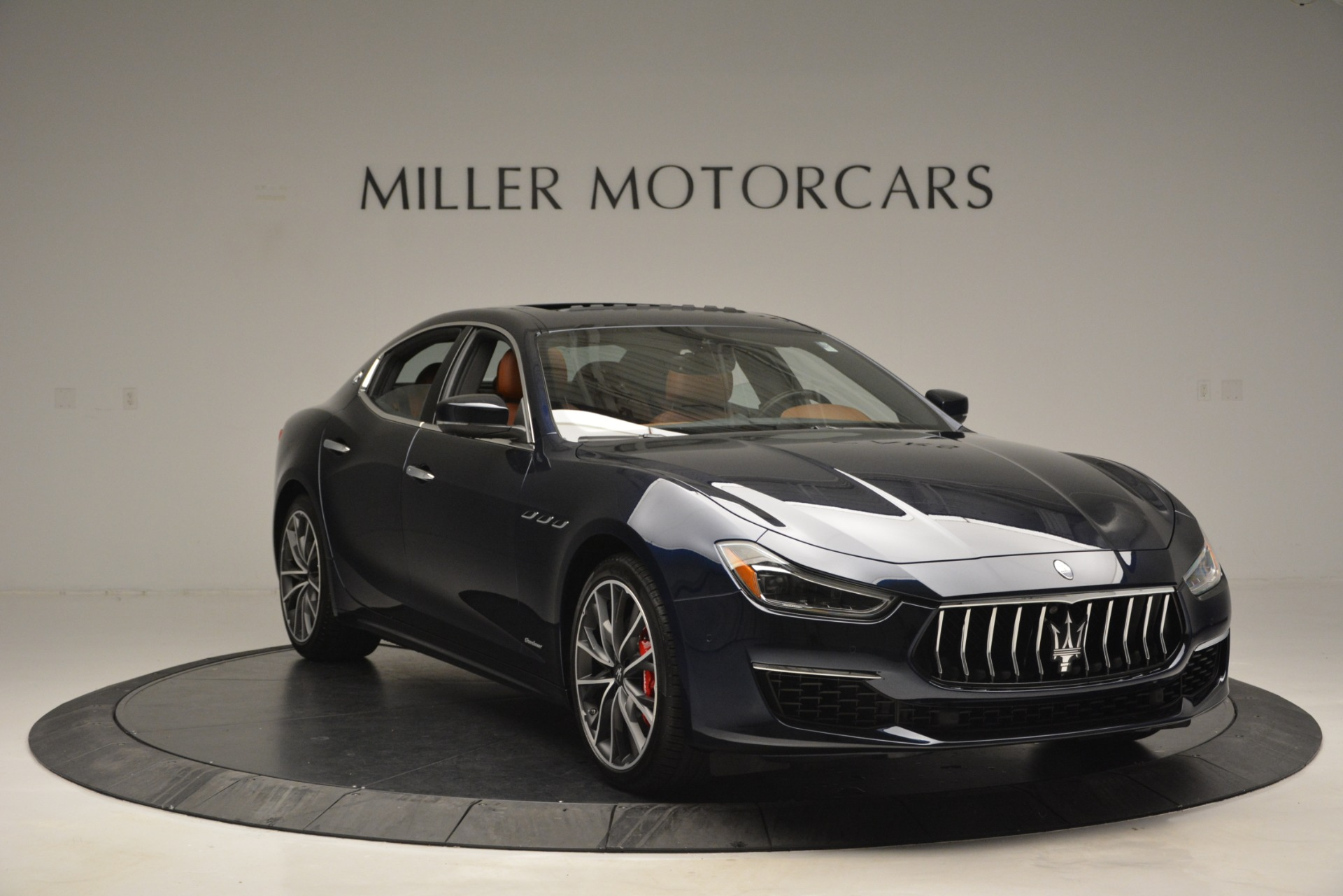 New 2019 Maserati Ghibli S Q4 GranSport For Sale In Westport, CT 2948_p16