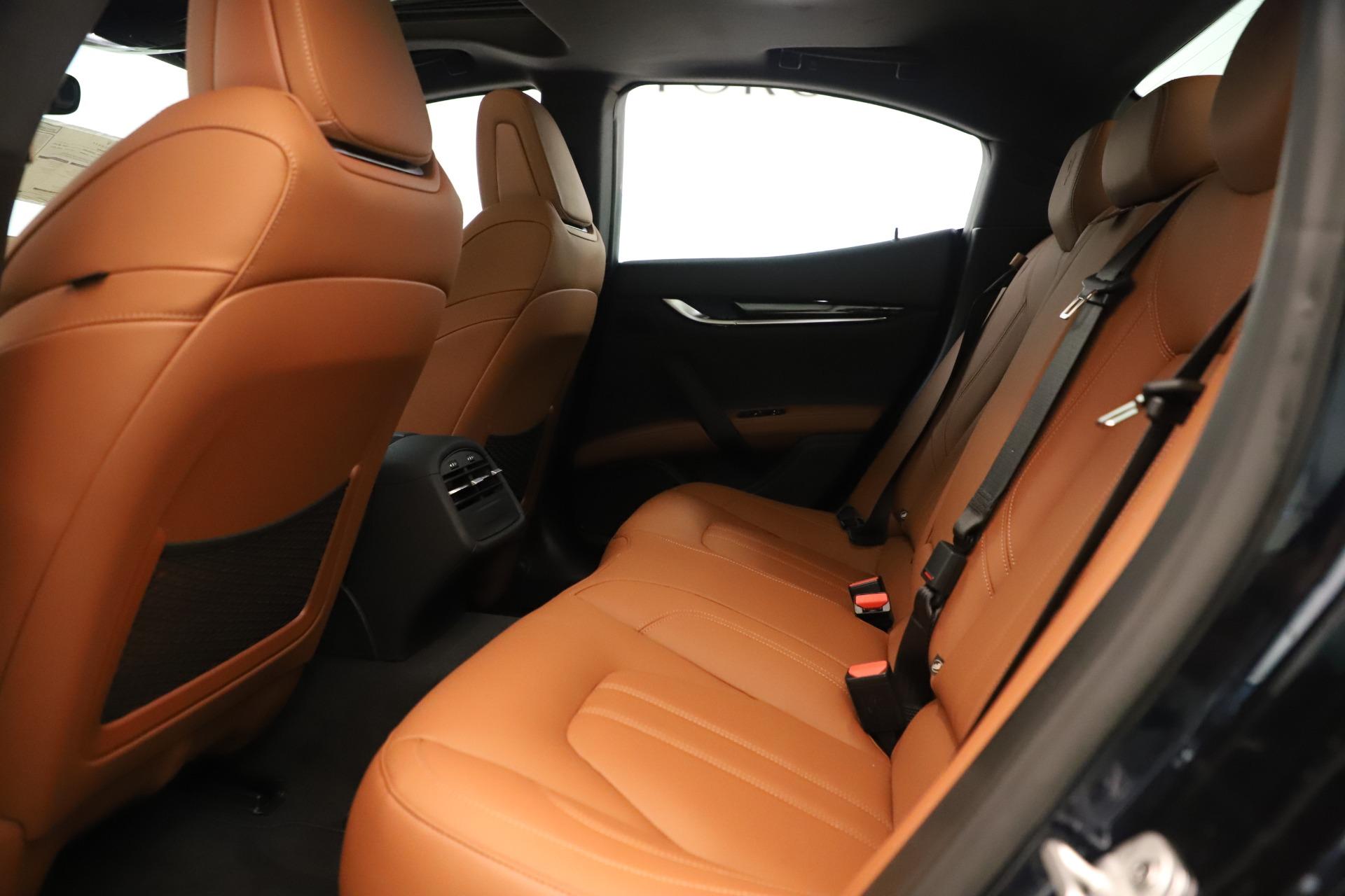 New 2019 Maserati Ghibli S Q4 GranSport For Sale In Westport, CT 2949_p19