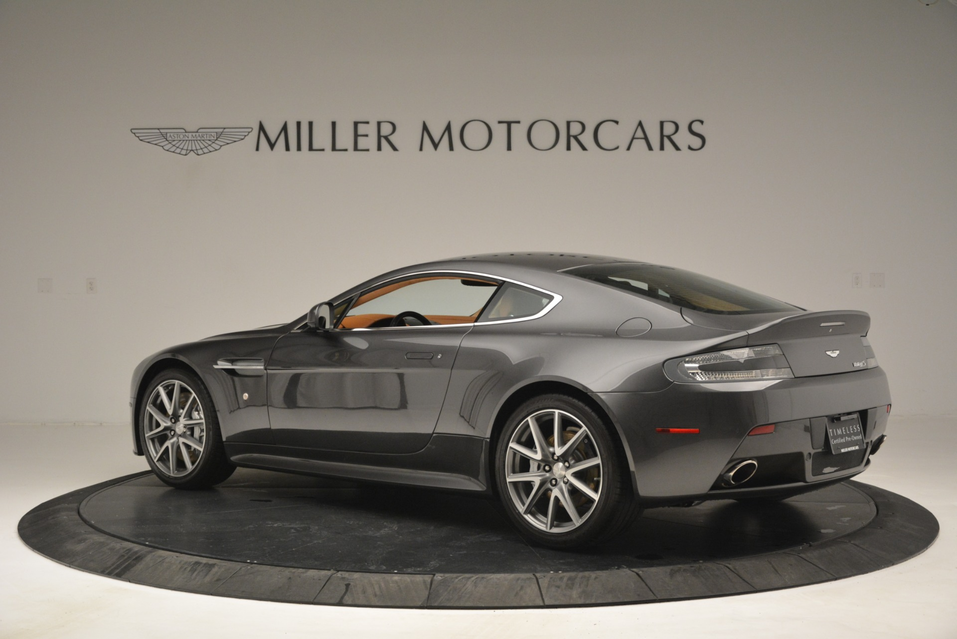 Used 2012 Aston Martin V8 Vantage S Coupe For Sale In Westport, CT 2951_p4