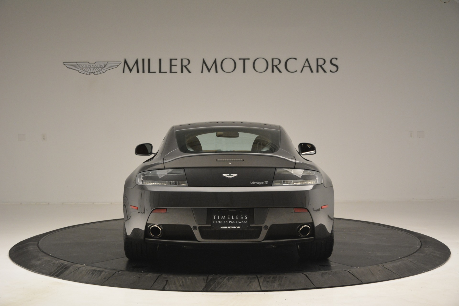 Used 2012 Aston Martin V8 Vantage S Coupe For Sale In Westport, CT 2951_p6