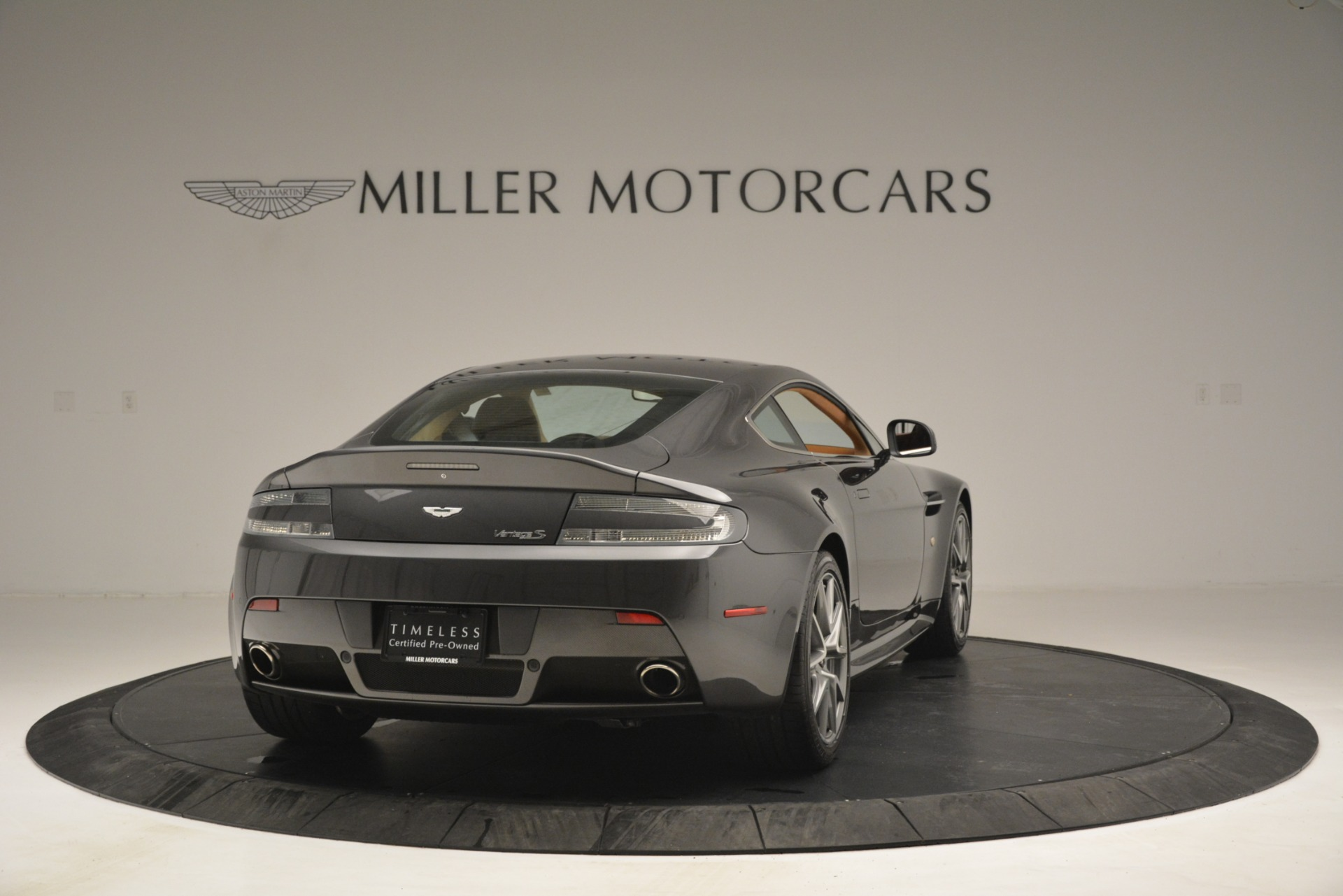 Used 2012 Aston Martin V8 Vantage S Coupe For Sale In Westport, CT 2951_p7