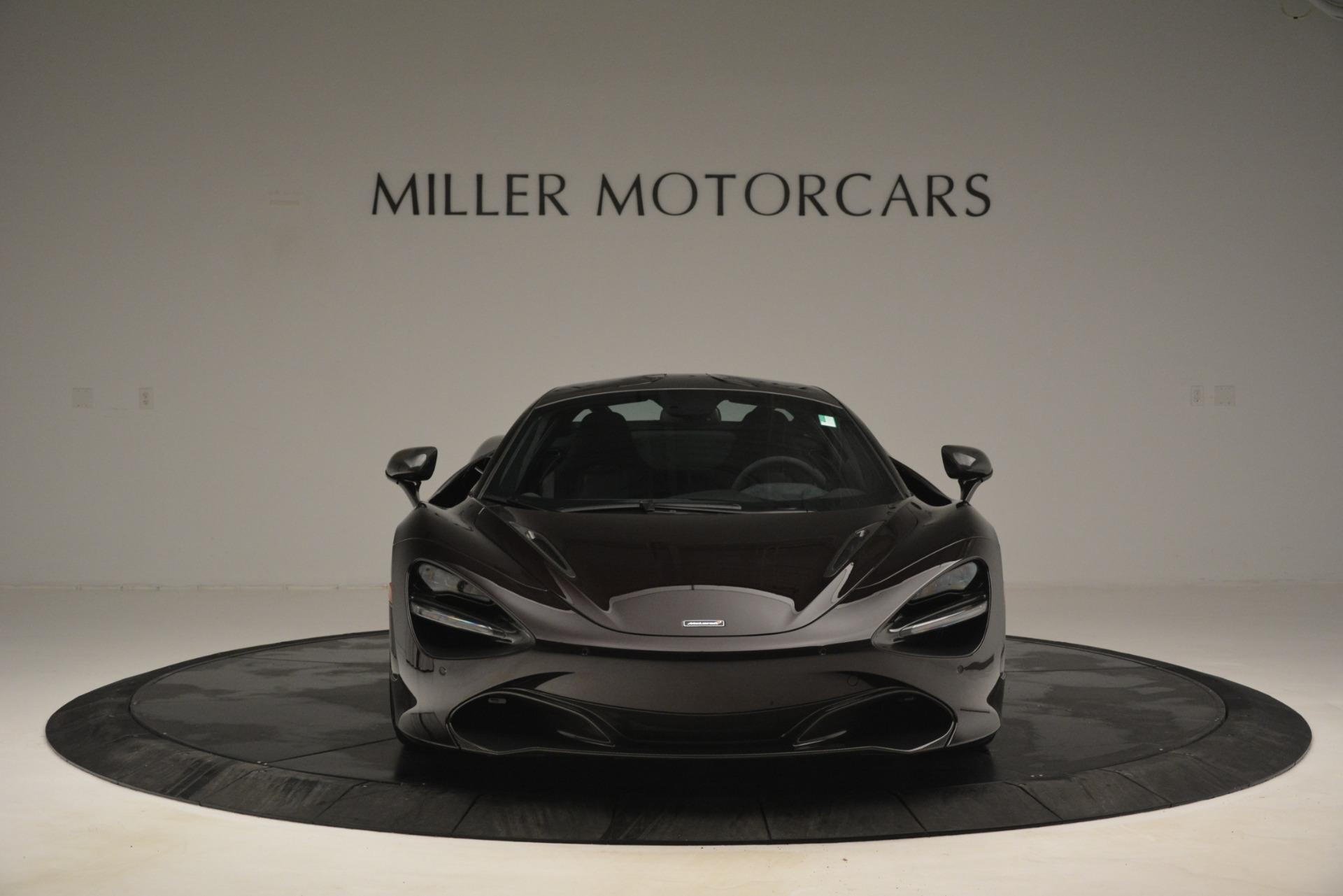Used 2018 McLaren 720S Coupe For Sale In Westport, CT 2952_p12