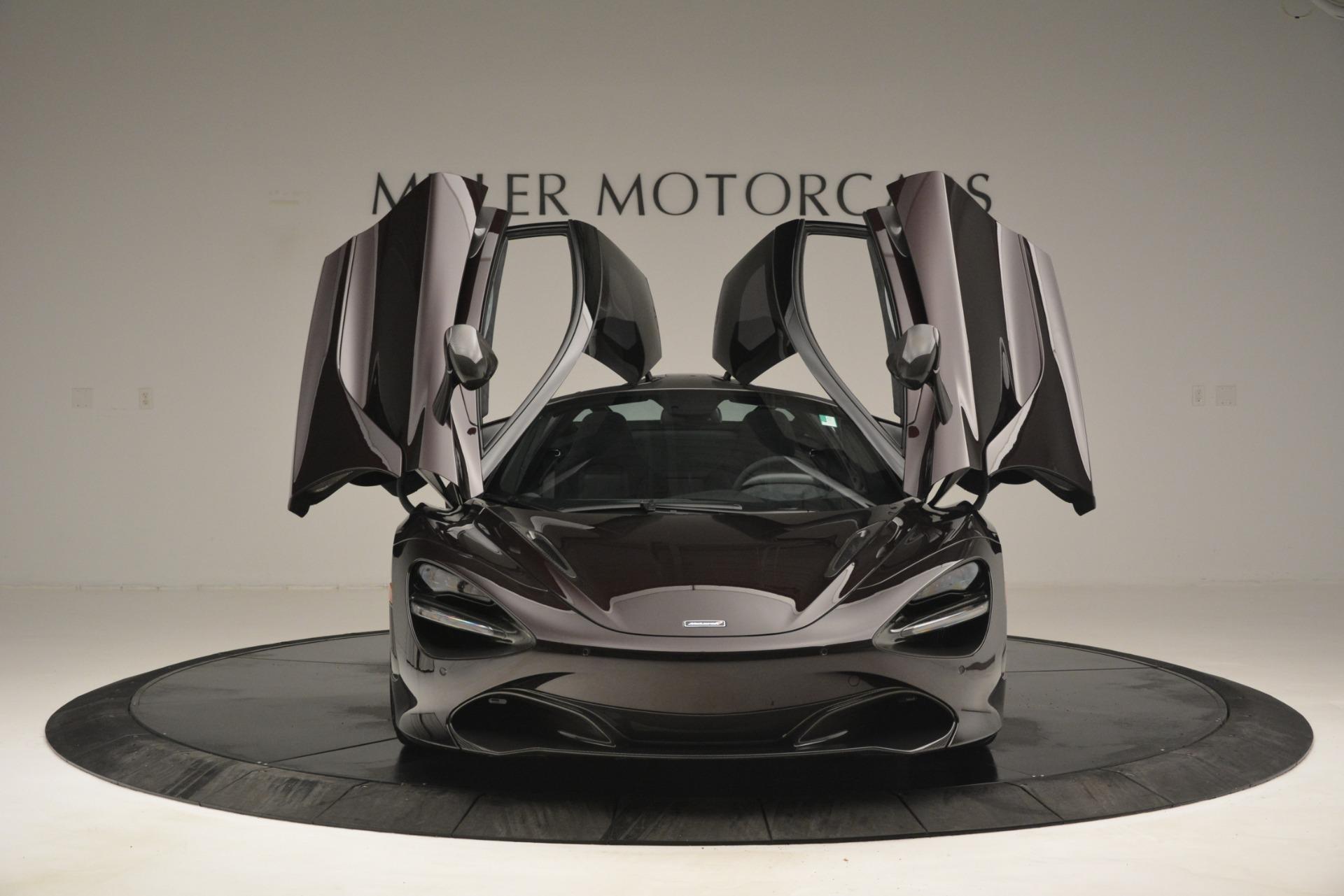 Used 2018 McLaren 720S Coupe For Sale In Westport, CT 2952_p13