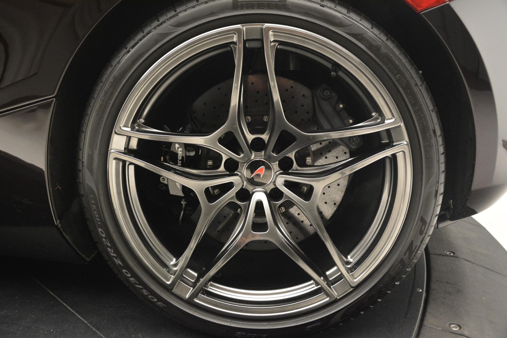 Used 2018 McLaren 720S Coupe For Sale In Westport, CT 2952_p17