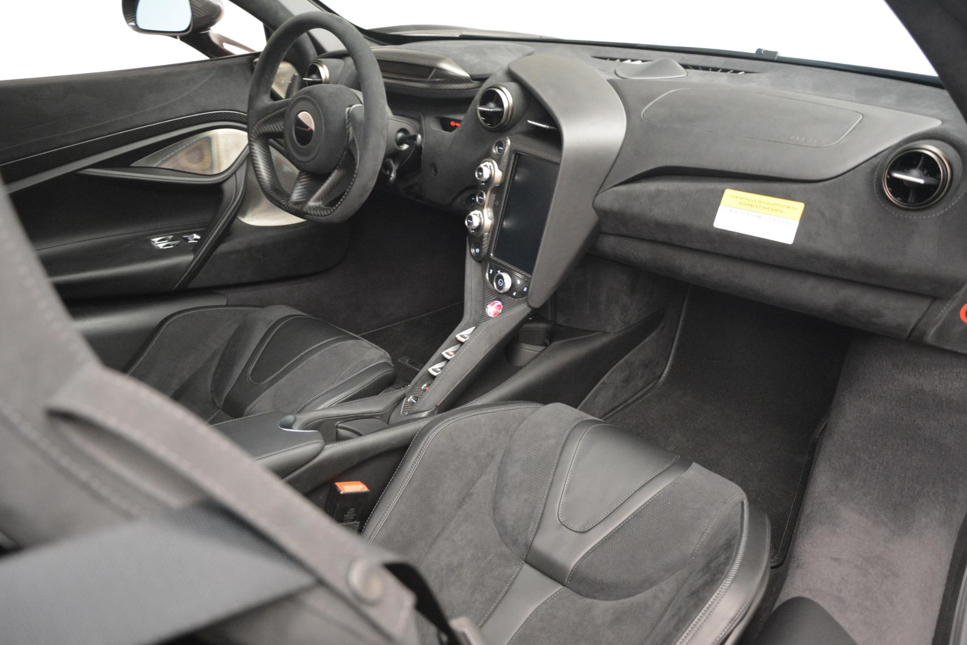 Used 2018 McLaren 720S Coupe For Sale In Westport, CT 2952_p21