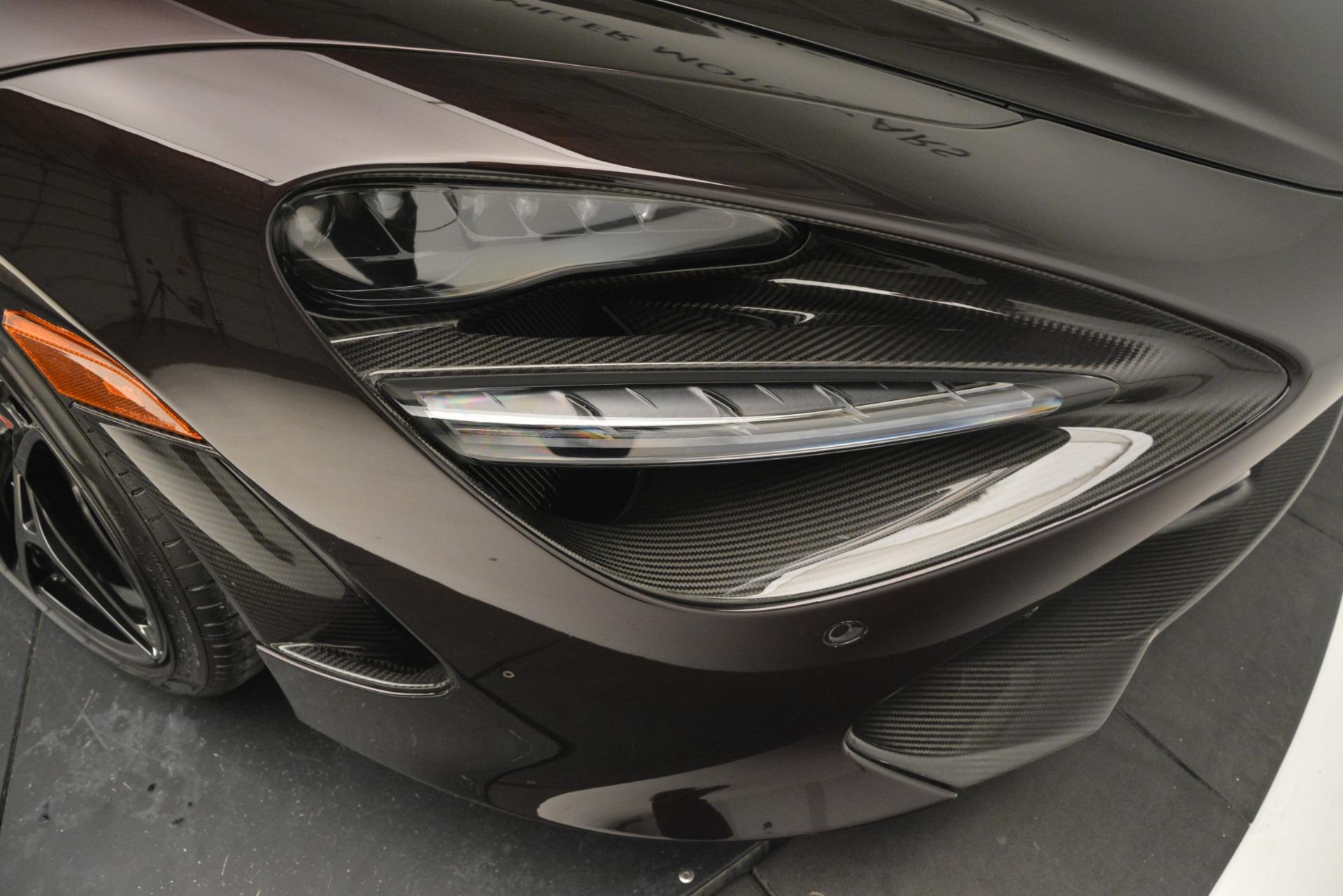 Used 2018 McLaren 720S Coupe For Sale In Westport, CT 2952_p24