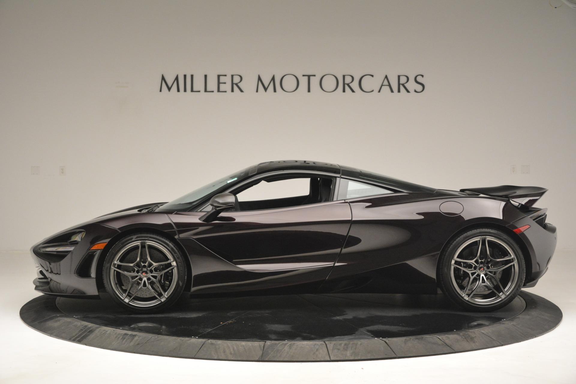 Used 2018 McLaren 720S Coupe For Sale In Westport, CT 2952_p3