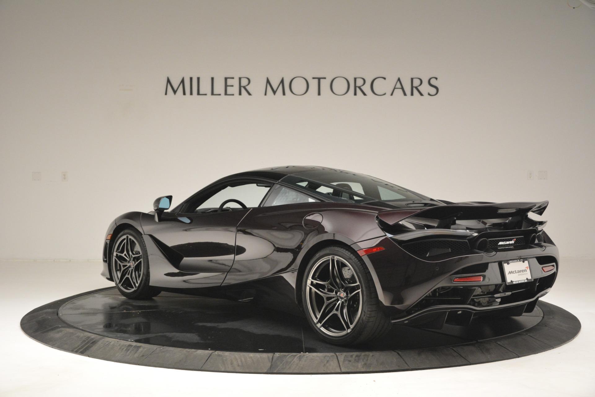 Used 2018 McLaren 720S Coupe For Sale In Westport, CT 2952_p4