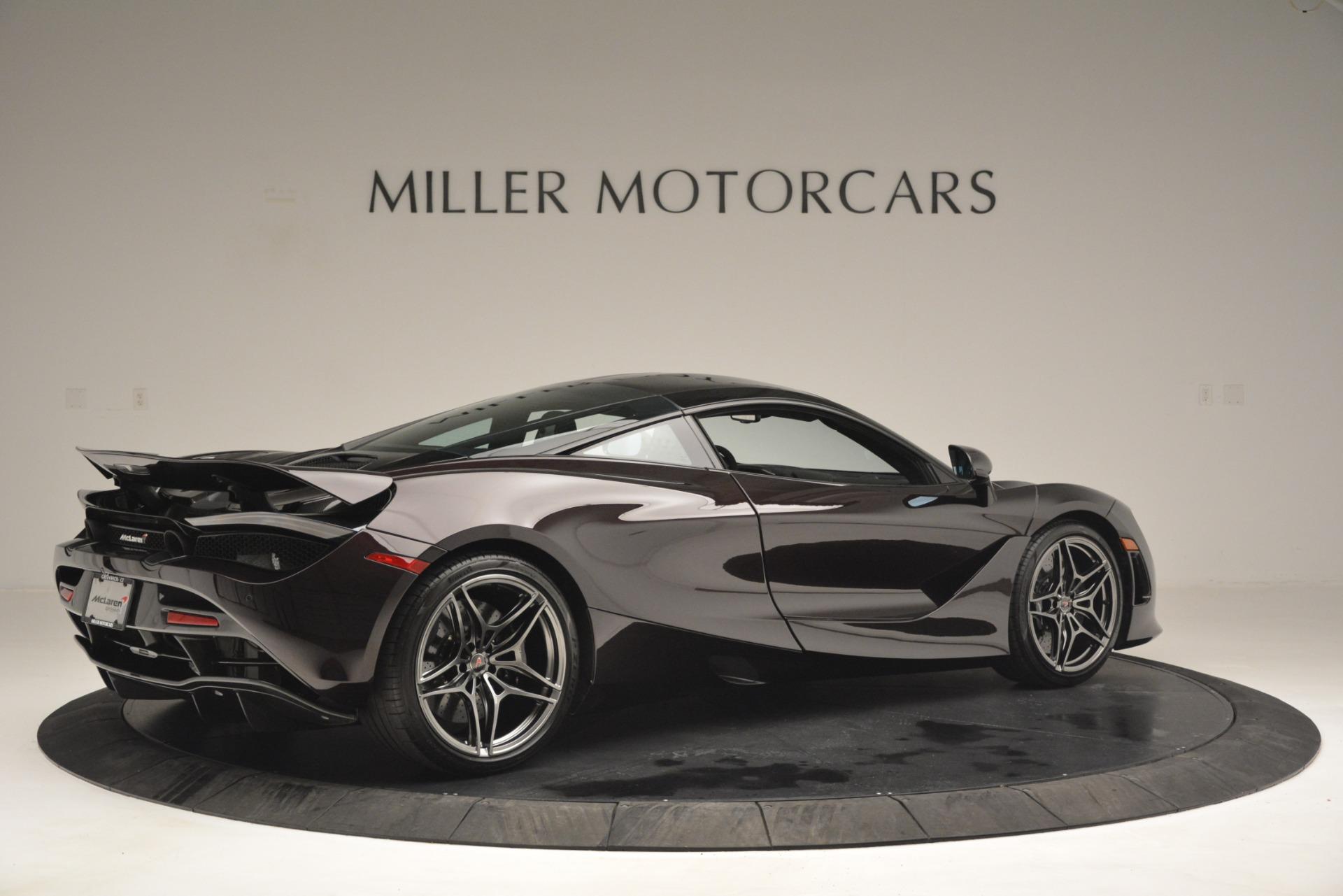 Used 2018 McLaren 720S Coupe For Sale In Westport, CT 2952_p8